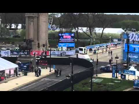 NFL Draft Town Opens Today #DraftDay #NFLDraft