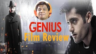 Genius movie Review by Saahil Chandel | Utkarsh Sharma | Nawazuddin Siddique | Ishita Chauhan