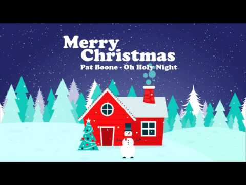 Pat Boone - Oh Holy Night (Original Christmas Songs) Full Album