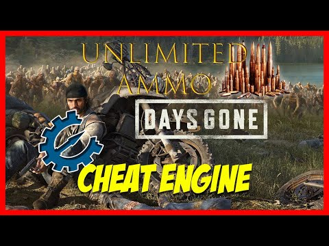 Days Gone Pc Cheat Engine 🔴