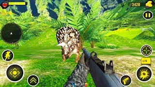 Dinosaurs Hunter | Android Gameplay #7 New Update | Best Android Games 2017 | Droidnation