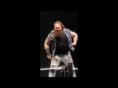 WWE Live 10.11.2017 Hamburg in der Barclaycard Arena