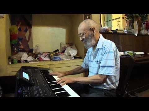improvisation on piano - 11.09.2011