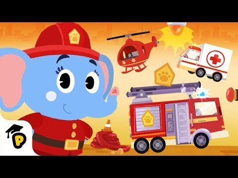 Dr. Panda TotoTime: Olette to the Rescue!👩🚒 | Full Episode 2 | Season 2 | Kids Learning Video