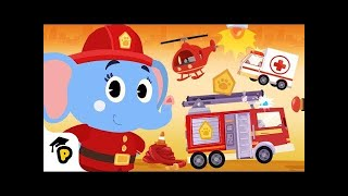 Dr. Panda TotoTime: Olette to the Rescue!👩‍🚒 | Full Episode 2 | Season 2 | Kids Learning Video