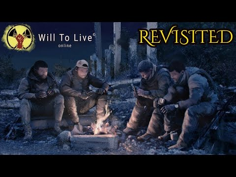 Will To Live Online - Now Free To Play - WTLO Gameplay
