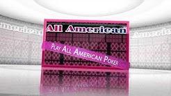 Free Online All American Poker Video Tutorial at Slots of Vegas