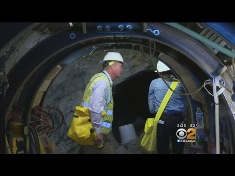 LADWP Prepares For $4.5M Water Tunnel Revival