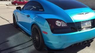 Custom Chrysler Crossfire (pt.1)