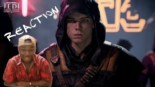 Star Wars Jedi: Fallen Order Official Gameplay Demo - EA PLAY 2019 | REACTION