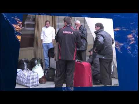 Что ждет депортируемых армян из России? СМИ Армении.