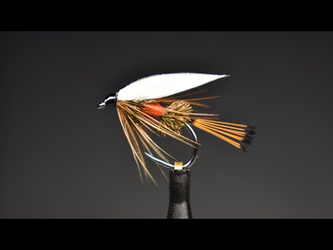 Viazanie Royal Coachman - Mokra Muska (tying Royal Coachman - Wet Fly)