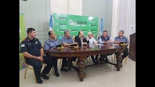 Detalles del operativo de seguridad para la 39º Peregrinación Juvenil a Itatí