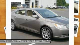 2010 Buick LaCrosse Forest Lake Minneapolis St. Paul P2651B
