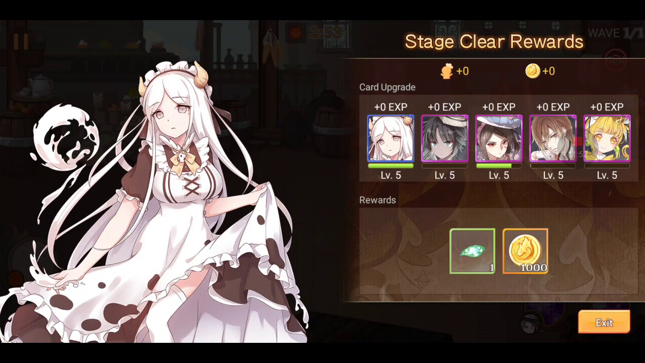 71 characters to collect    Food fantasy