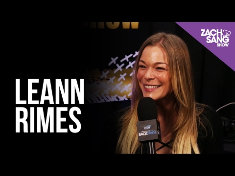 LeAnn Rimes | Backstage at the Grammys