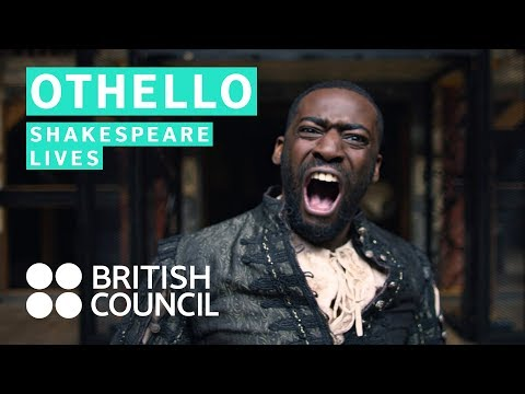 Dear Mister Shakespeare – inspired by Othello
