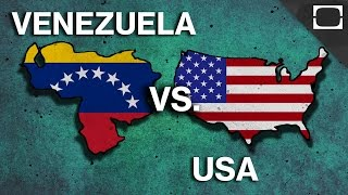 Why Venezuela Hates The United States