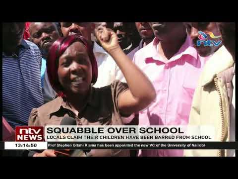 Mukuru Community Protest Privatisation Of School