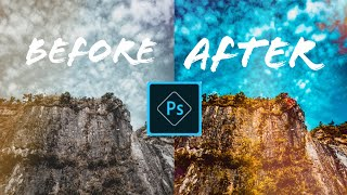 How to edit in Ps (photoshop Express)