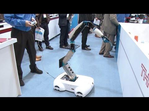 【次世代ロボット】THKが開発!次世代ロボット向け部品 SEED Solutions