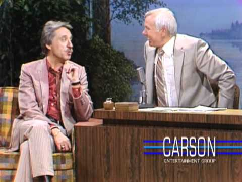 Johnny Carson & Doc Severinsen Talk Thanksgiving Plans on Johnny Carson's Tonight Show - 1979