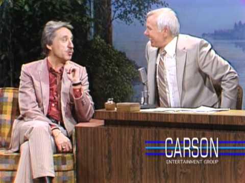 Johnny Carson & Doc Severinsen Talk Thanksgiving Plans On