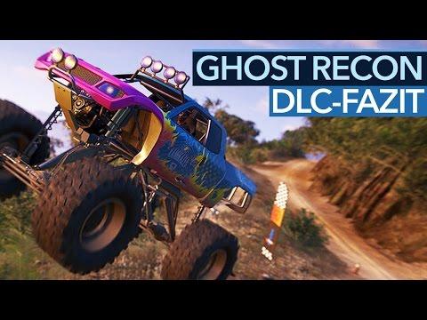 GTA-Overkill in GHOST RECON: WILDLANDS? - Fazit zum Narco-Road-DLC