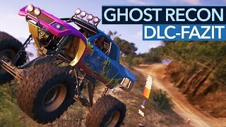 GTA-Overkill in GHOST RECON: WILDLANDS? - Fazit zum Narco-Road-DLC