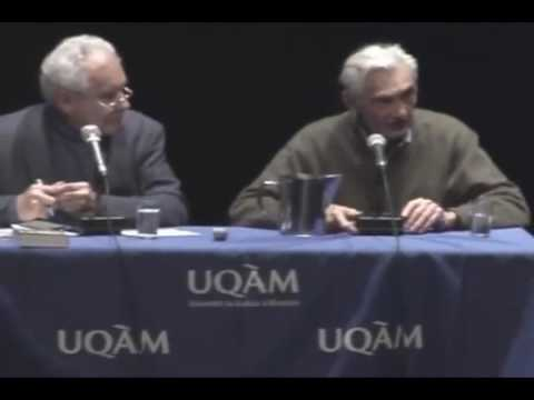 9 11 truth confront Howard Zinn in Montreal —UQÀM