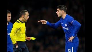 Chelsea news: Alvaro Morata whinges too much think team-mates
