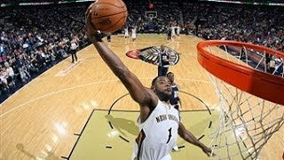 Tyreke Evans Lights It Up Against the Thunder