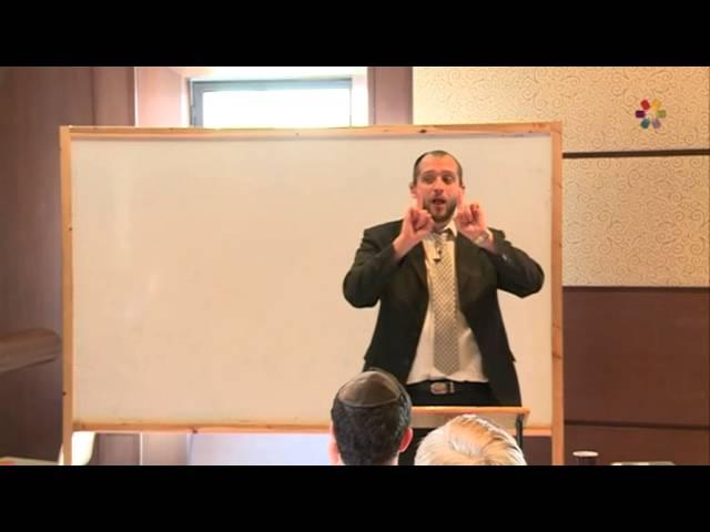 Rabbi Gavriel Friedman - Experience the Joy of Sukkot