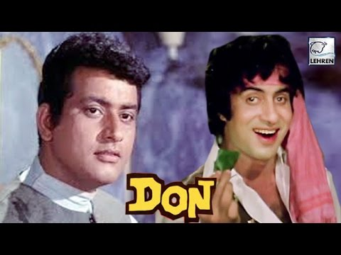 Amitabh Bachchan's Don Became BLOCKBUSTER Due To Manoj Kumar
