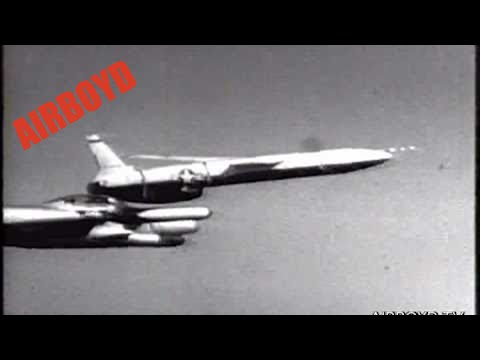 Snark Missile Testing (1956)