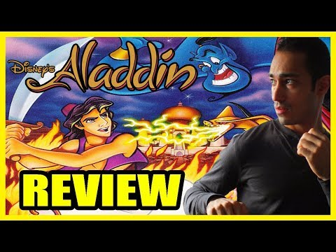 Disney's Aladdin Review - A WHOLE NEW GAME