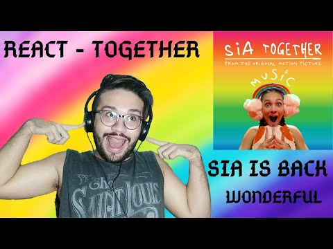React| Sia - Together (from the motion picture Music) - Vinicius Ghost