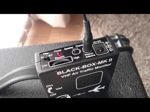 Black-box airband monitor mk2 review