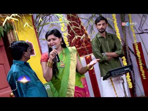 Enga Oor Paatukkaran - Velmurugan Tamil Film Playback Singer| Pongal celebration| part-01