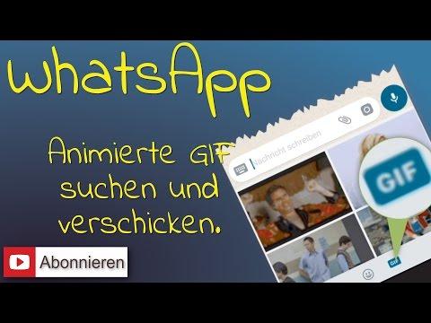 Whatsapp Animierte Gif Suchen Und Senden