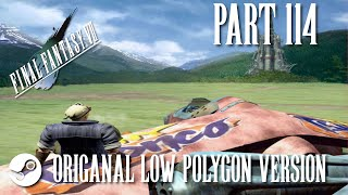 FF7 Longplay – Part 114: Cid takes over