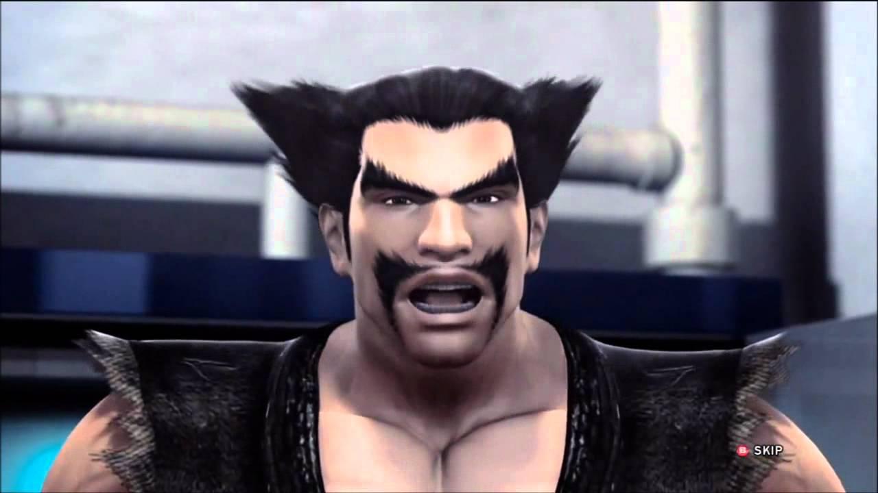 Tekken Tag Tournament 2 : Heihachi Ending - YouTube