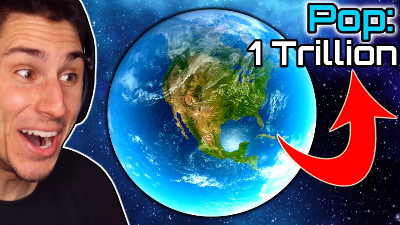 Download I Added 1 TRILLION People To Earth! | Solar Smash
