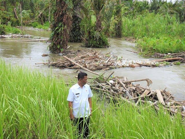 Wabup tinjau lokasi dampak banjir Perum Gajah Mada