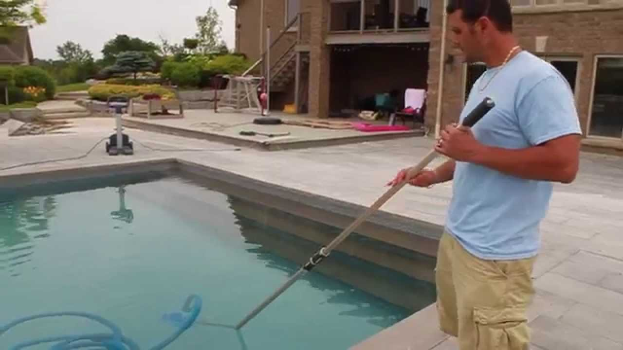 Jacuzzi Pool Manual Manual Pool Vacuum Instructions By Matt Cicciarella President Of Creative Pools And Landscaping