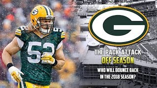 Green Bay Packers | Off Season | Which Packers Bounce Back in 2018?