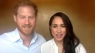 video: Harry and Meghan are lacking in the very awareness they call for