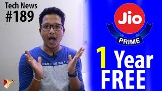 Tech News of The Day #189 - Jio 1 Year Free,InFocus Turbo 5,Xiaomi Toothbrush,Snapdragon 450 thumbnail