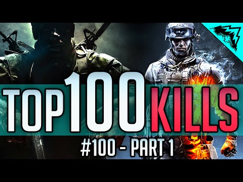 "Top 100 Kills - Battlefield 4 & Call of Duty Part 1 - Best of Top Kills/ Plays Gameplay ""WBCW"" #100"