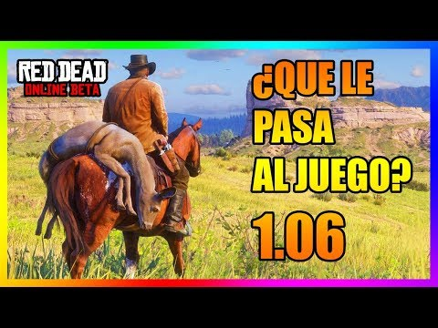 ¿QUE LE PASA A RED DEAD REDEMPTION 2 ONLINE? | OPINION PERSONAL | 2019 1.06 thumbnail